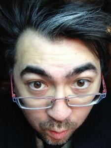 Clement Shimizu Self Portrait